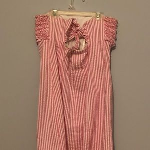 Lilly Pulitzer Seersucker dress size 0